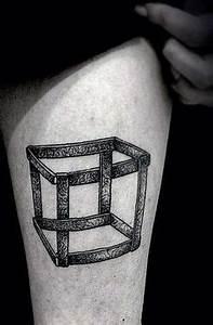 Optische Täuschung Tattoo : die 14 besten bilder von optical illusion tattoos cool tattoos amazing tattoos und awesome ~ Buech-reservation.com Haus und Dekorationen