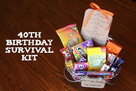 birthday survival kit   spot