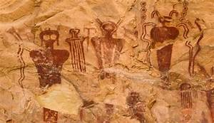 10 Cave Paintings That Depict Ancient Aliens - YouTube