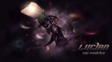Lucian Animated Wallpaper - league of legends wallpaper lucian www pixshark