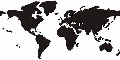 Map Earth Continents Vector Pixabay Graphic