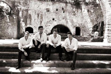 Gruppo Il Divo - o quarteto il divo se apresenta pela 1 170 vez em bras 237 lia