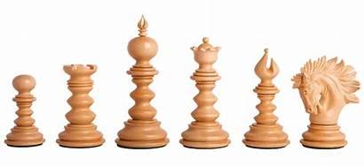 Chess Pieces Artisan Petersburg Savano Houseofstaunton Staunton