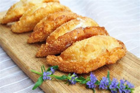 Pastel Fried Brazilian Pastries Chowcation