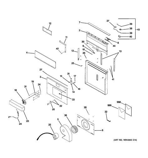assembly view  hood parts zvbshss