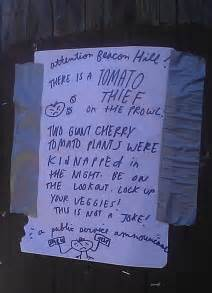 hilarious notes left  neighbors