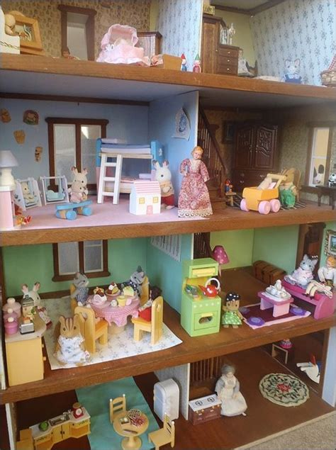 calico critters wallpaper  house gallery