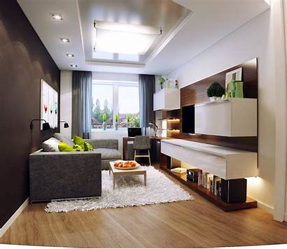 Living Lighting Important Space Modern Condo Sala