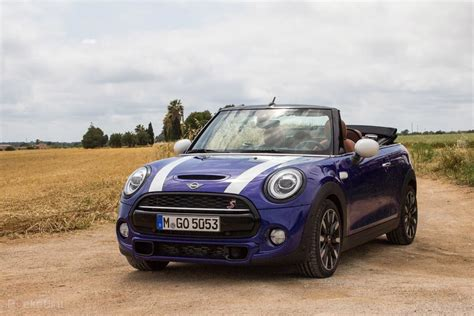 Review Mini Cooper Convertible by Mini Convertible Cooper S Review Pocket Lint