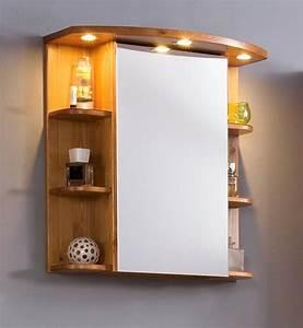 Holz Für Badezimmer : badezimmer spiegelschrank holz ~ Frokenaadalensverden.com Haus und Dekorationen