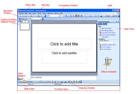 Microsoft 2010 Word Labeled Diagram by Lesson Plan On How To Create Powerpoint Slide And Sway