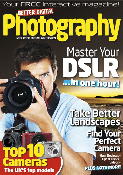 Get Your Free Digital Magazine  What Digital Camera