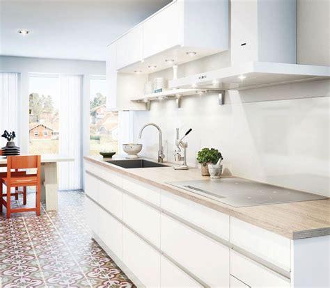 cuisine moderne bois clair cuisine rustique bois clair 20170925051901 tiawuk com