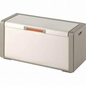 Caisse Plastique Brico Depot : coffre r sine spaceo premium x x cm ~ Edinachiropracticcenter.com Idées de Décoration
