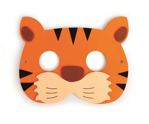 mascaras animales de la selva