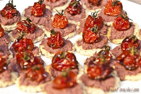 canapes apero photos canapé apéro original