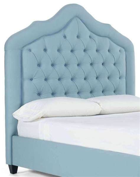 Bed Frame With Fabric Headboard by Draper Tufted Fabric Headboard Only With Metal Bed Frame