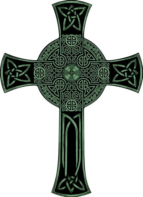 Originally, celtic crosses were carved on flat slabs of stone. Irish Tattoos Designs, Ideas and Meaning   Tattoos For You