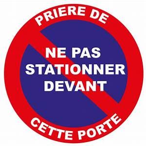 Panneau Interdit De Stationner : panneau interdit stationner panneau interdit de ~ Dailycaller-alerts.com Idées de Décoration