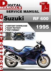 Suzuki Rf 600 1995 Factory Service Repair Manual Pdf
