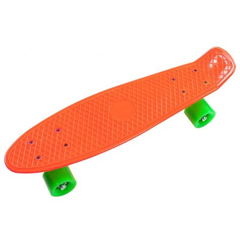 the deck company the mini collection safety skateboard cruiser complete deck wheels board