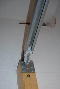 Rail Pour Porte Galandage : fabriquer son ossature pour porte galandage 13 messages ~ Premium-room.com Idées de Décoration