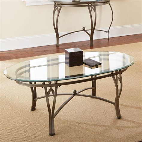 oval glass coffee table steve silver madrid oval glass top coffee table coffee