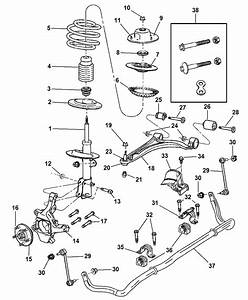 Wiring Diagram  34 2005 Chrysler Pacifica Parts Diagram