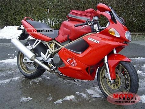 Ducati St4 2000 Specs And Photos