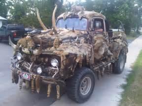 Redneck Hunting Truck