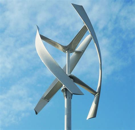 New Wind Turbine Is Silent, Sleek and Designed to Catch ...