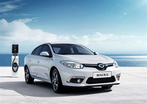 Renault Met à Jour La Fluence Ze En Corée