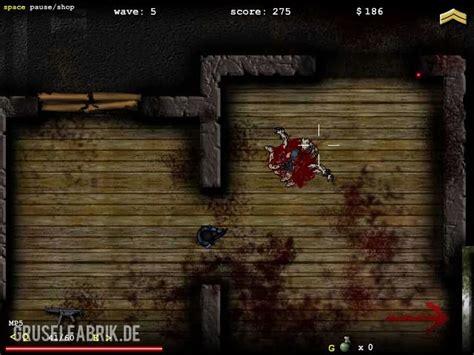 zombie flash games asylum sas insane gruselfabrik allerdings vorgaenger gleiches spielprinzip irrenanstalt nun wie