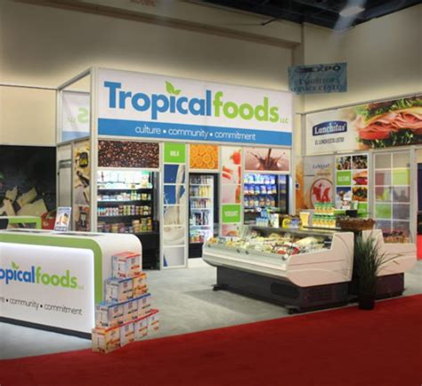 Fort Lauderdale Boat Show Food Vendors by Exhibit Systems Custom Trade Show Exhibits Trade Show