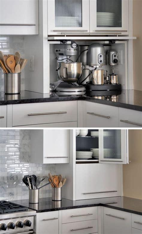 Appliances Kitchen Ideas by Kitchen Design Idea Store Your Kitchen Appliances In An