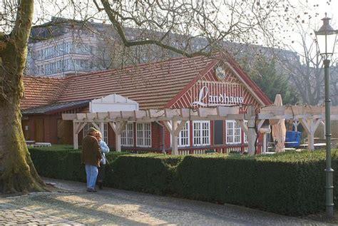 Landhaus Botanischer Garten Berlin