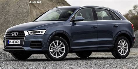 New Audi Q3 Specs & Prices In South Africa