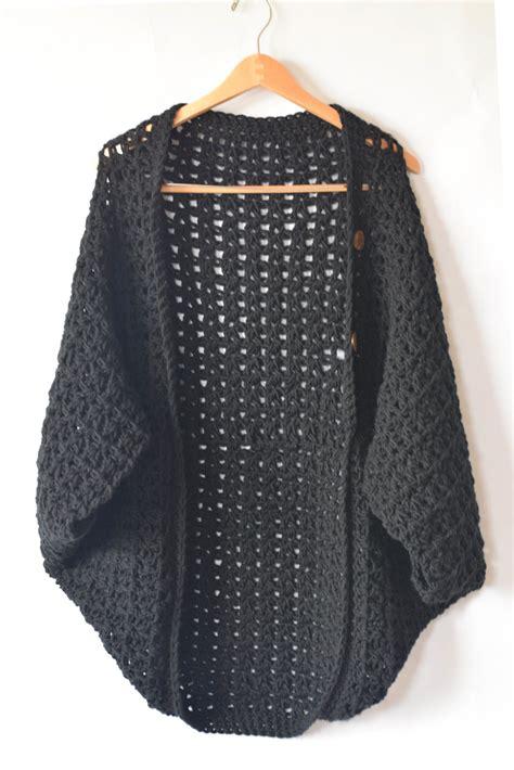 easy crochet sweater easy blanket sweater crochet pattern in a stitch