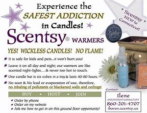 Scentsy Ad from Scentsy Wickless Candles - Independent