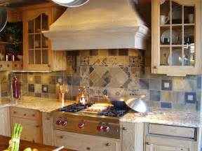 rustic kitchen backsplash tile make the kitchen backsplash more beautiful inspirationseek