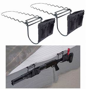 Lockdown Bed Mounted Rifle or Shotgun Holder ...