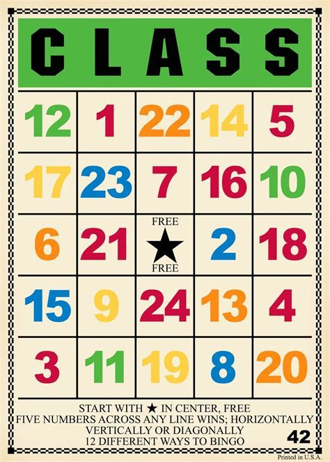 party bingo cards     party games youve