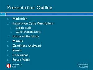 Thesis proposal ppt