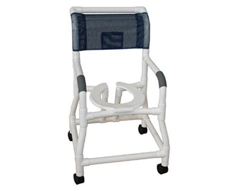 mjm commode shower chair with open save at tiger