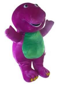 Barney Dinosaur Toys Plush Dolls