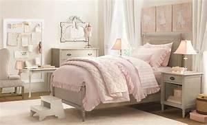 chambre chambre gris perle et rose poudre 1000 idees With chambre grise et rose poudre