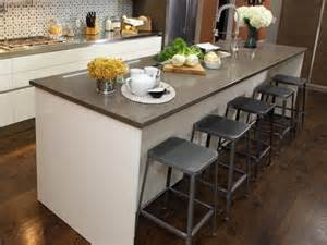 kitchen island chairs or stools kitchen island design ideas with seating smart tables carts lighting