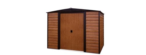 389 99 arrow shed eda86 dallas 8 x 6 storage shed with sliding doors