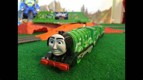 The Flying Scotsman From The Great Race Unboxed And Review