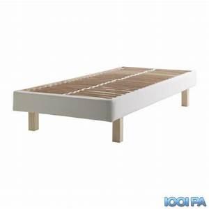 Pied Pour Sommier Tapissier : pied sommier tapissier ikea table de lit ~ Melissatoandfro.com Idées de Décoration